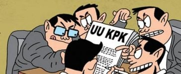 Modus Pembahasan UU Diakhir Masa Jabatan DPR.