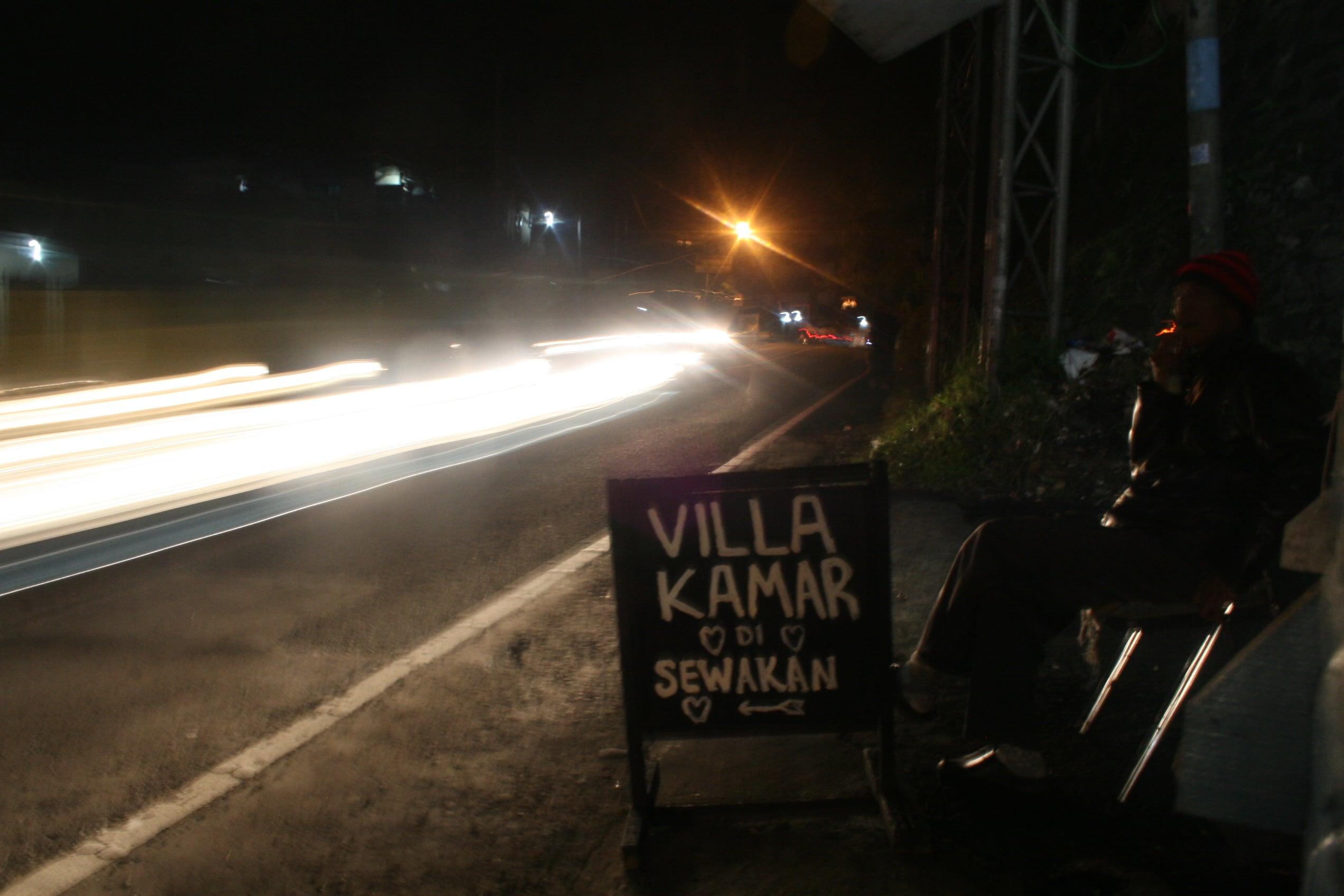 Kampung atau Negeri Arab di Puncak Bogor?