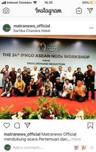 IFNGO Suport Noble Citizens dari Media Massa