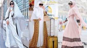 Artis Cantik Syahrini Saksi 2 April 2018 di Sidang Penipuan Umroh First Travel