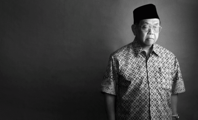 """Gus Dur: """"Di Indonesia Nggak Ada Kedaulatan."""""""