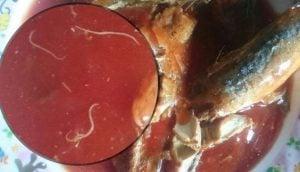 Dampak Diumumkan 27 Merek Dalam Ikan Kalengan Tercemar Cacing