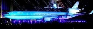 KLM 95th Anniversary at Amsterdam