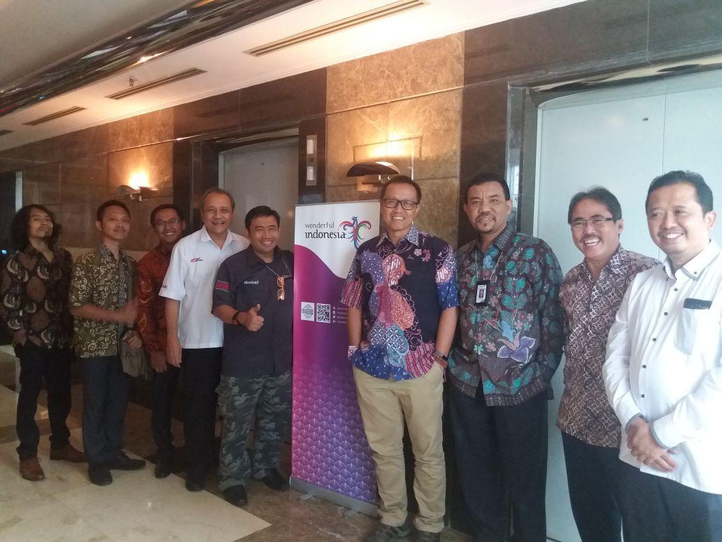 Asosiasi Media Digital di Era Digital Promosikan Wisata Indonesia