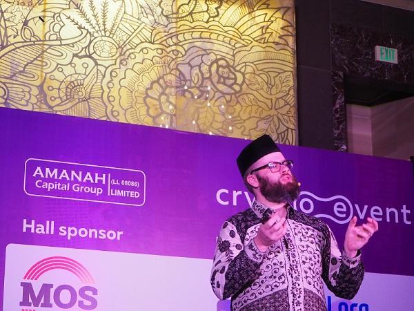 Konferensi Blockchain & Fintech Terbesar Indonesia