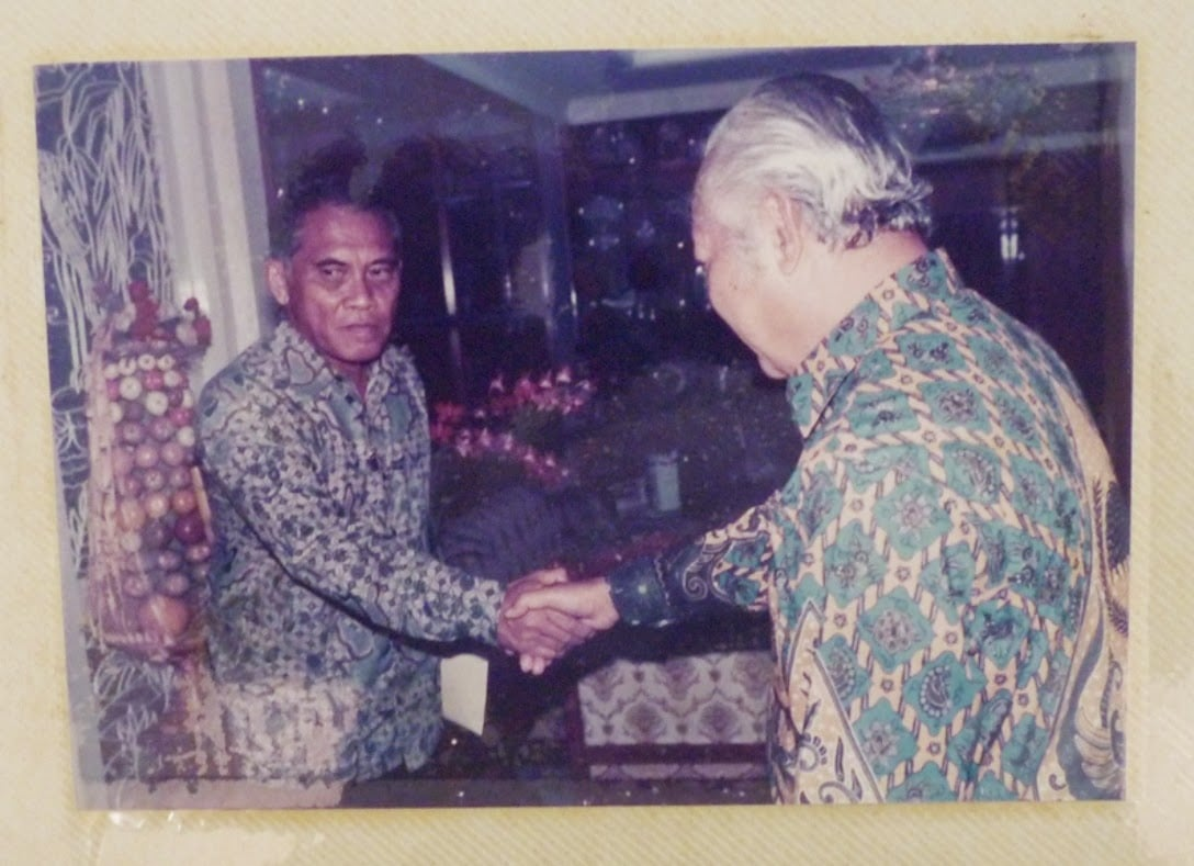 Refleksi Peter F Gontha Terhadap Tokoh Intelejen Indonesia, Benny Moerdani