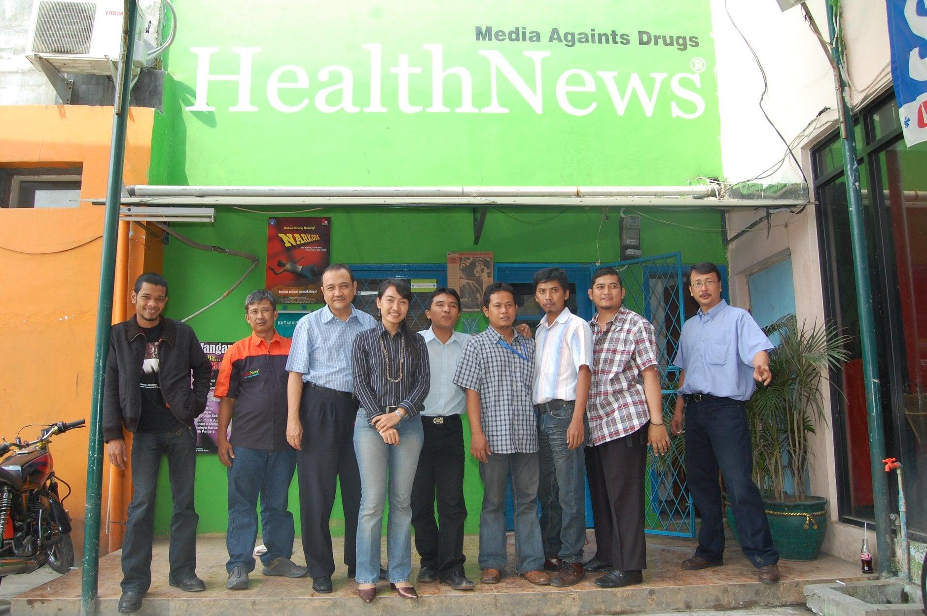 HealthNews Nutrisi Fitnes