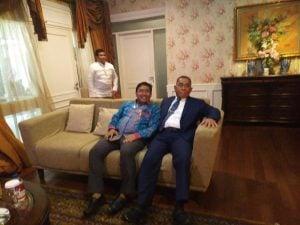 """Ryamizard Ryacudu: """"Kalau Ada Yang Coba-Coba Ganggu Keamanan Negara Indonesia. Urusannya Panjang."""""""