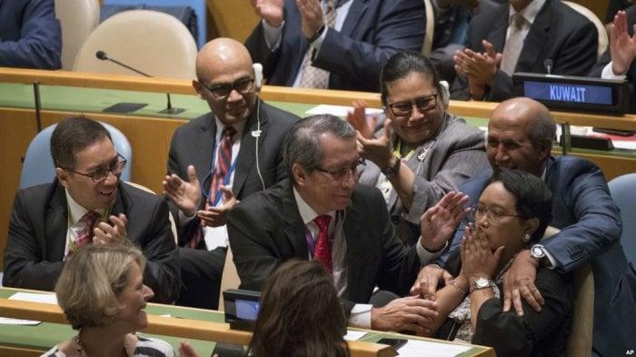 Bergabung di PBB 1950, Kembali Indonesia Terpilih Menjadi Dewan Keamanan PBB