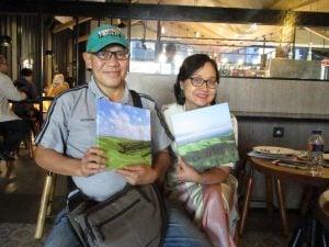 Launching buku Ria Pasaman