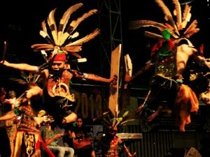 Indonesia Kaya, Mandau Memang Wow