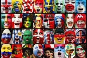 World Cup Russia 2018  – Fans Of The 32 Nations