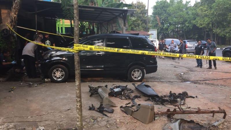Pihak Daihasu Belum Klarifikasi Resmi Terbakarnya Mobil Neno Warisman