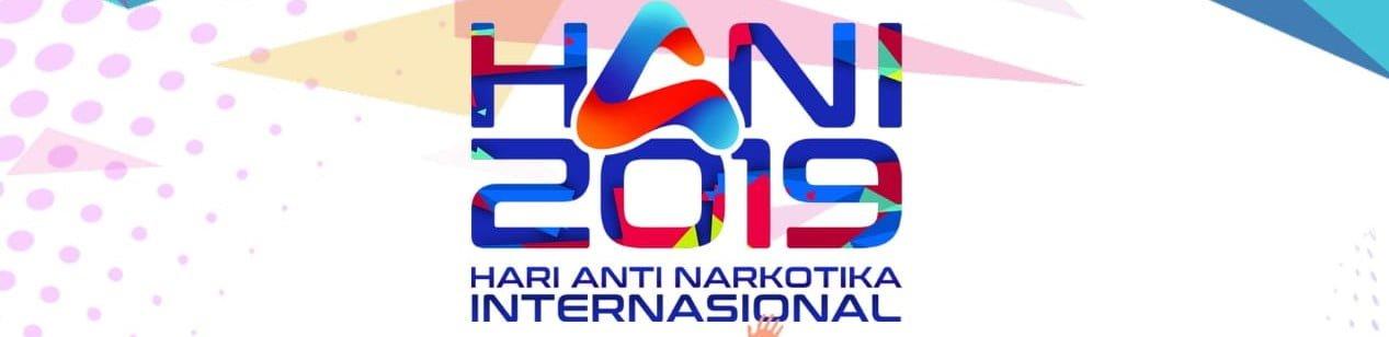 Sekedar Catatan Pinggir, Hari Anti Narkoba Internasional (HANI) 2019