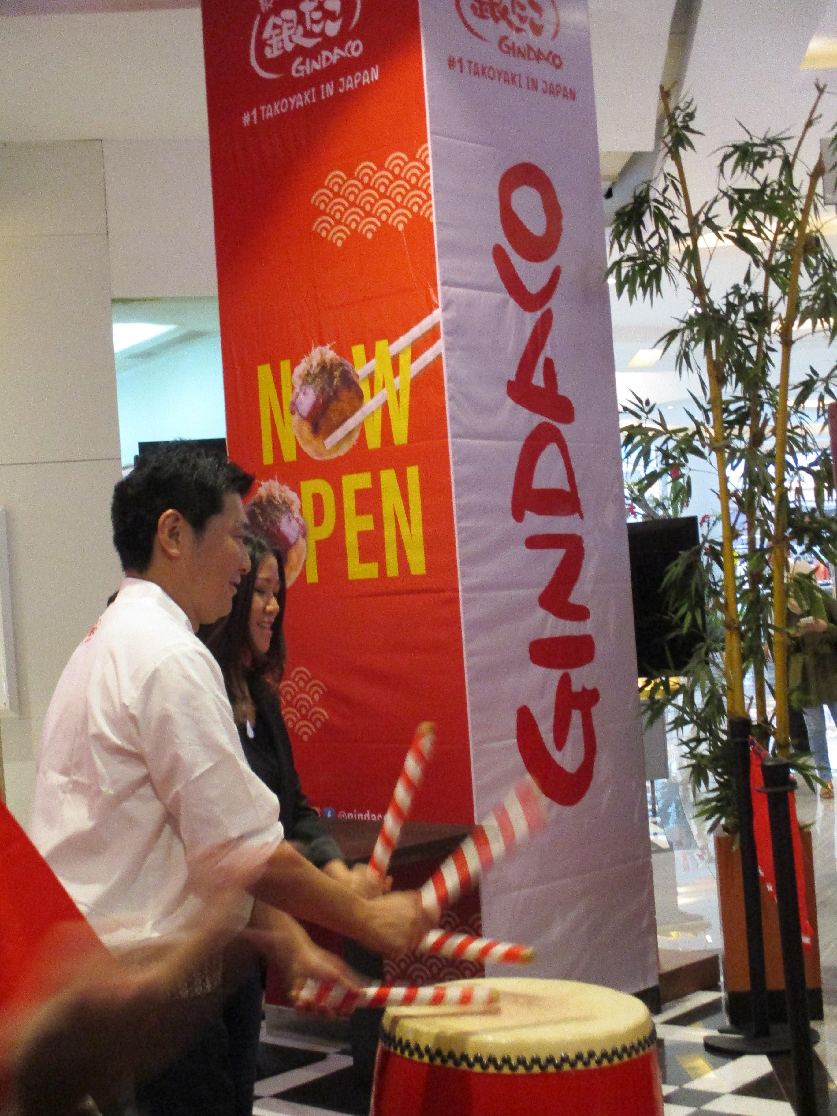 Kawan Lama Retail Hadirkan Gindaco ke Indonesia, Takoyaki Paling Populer di Jepang