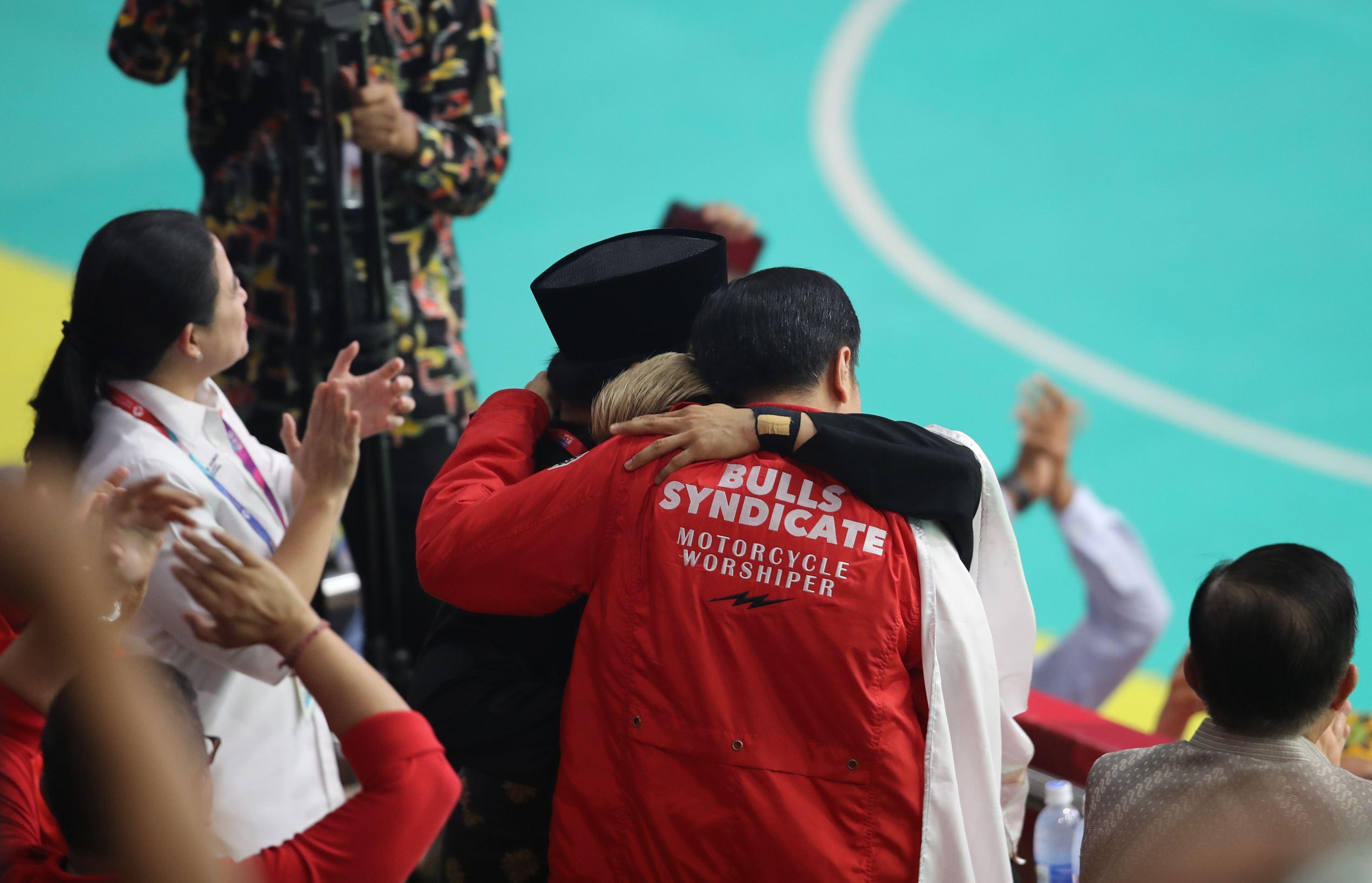 """Dipo Notarianto: """"Momen Jokowi-Prabowo Natural Seperti Ini, Perlu Ada Di Bidang Kebudayaan dan Pendidikan."""""""