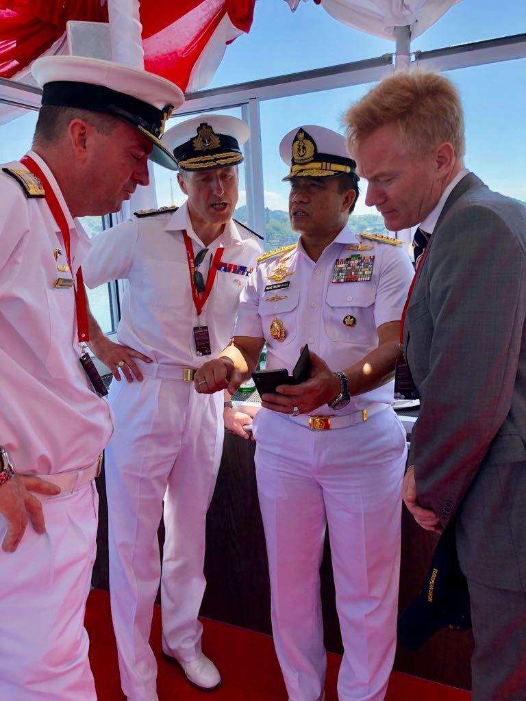 Persatuan Purnawirawan Angkatan Laut (PPAL) Memiliki Ketua Baru