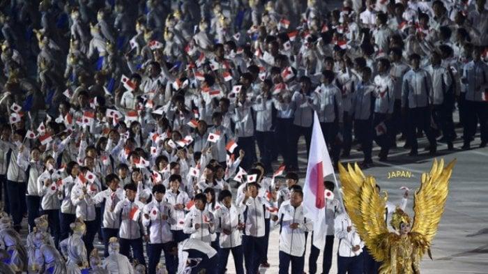 Atlit Asian Games Jepang dipulangkan ke Negara Asal, Gara-Gara Nakal