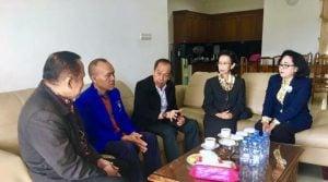 Gubernur Lemhannas RI di Acara Kampus STIE Bisnis Indonesia