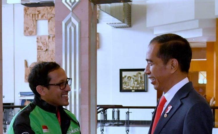 Nadiem Makarim, Pendiri Gojek Buka Rahasia ke Jokowi