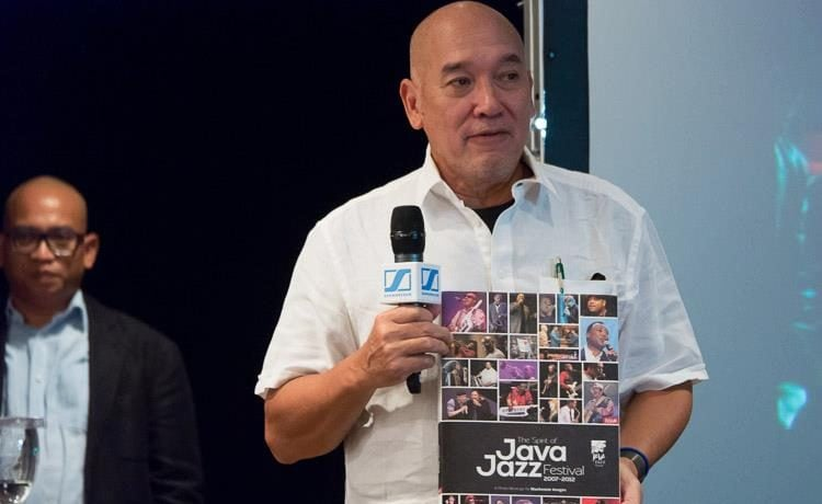 """Dubes Peter Gontha, """"Ditarik"""" ke Indonesia Jadi Panitia IMF Meeting"""