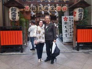 Pelesiran ke Jepang