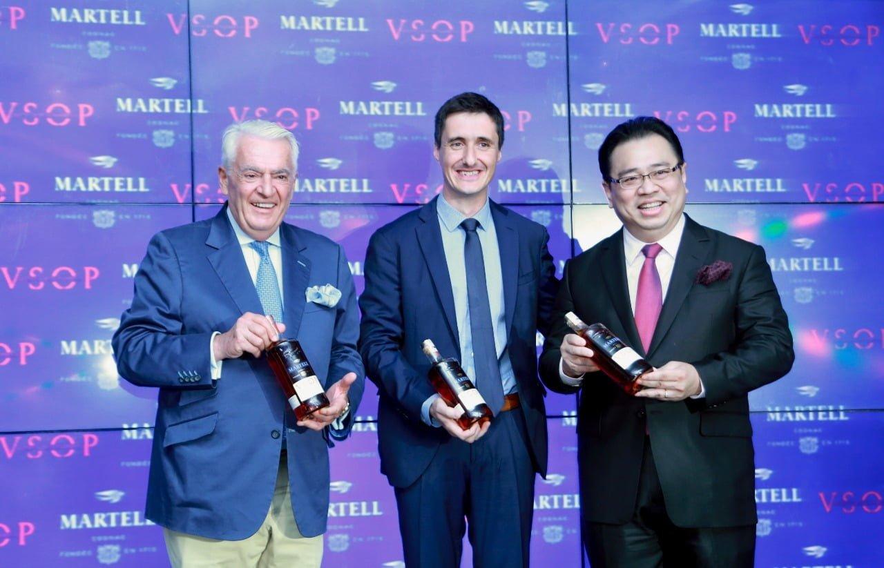 Martell Hadirkan Sensasi Baru Nikmati Kemewahan Hidup