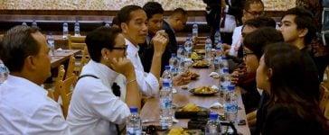 Jokowi Sindir Kaesang