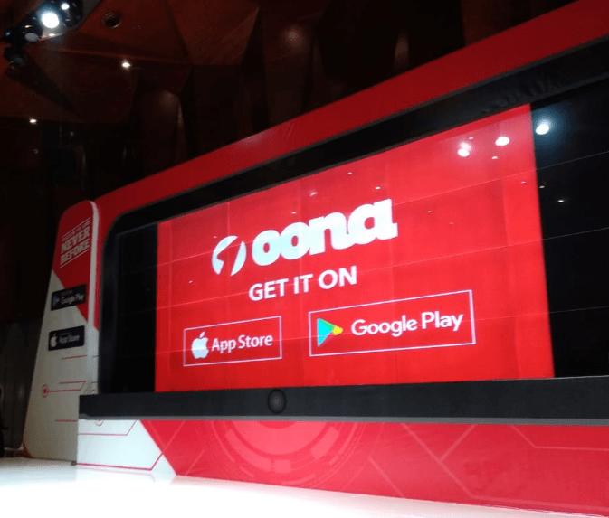 Aplikasi Oona Menawarkan Hiburan Interaktif Gratis