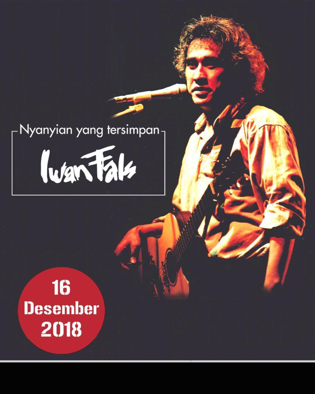 Nyanyian Tersimpan di e Concert Iwan Fals, 16 Desember 2018