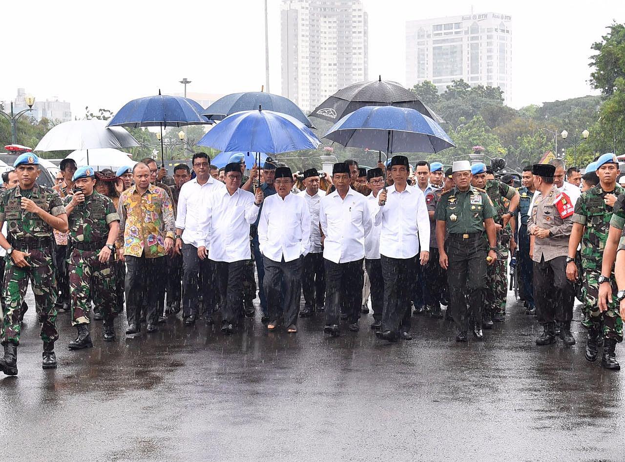 """Christovita Wiloto: """"Jokowi Bisa Kalah, Kalau Para Relawan-nya Malas, Diam dan Nikmat di Zona Nyaman."""""""