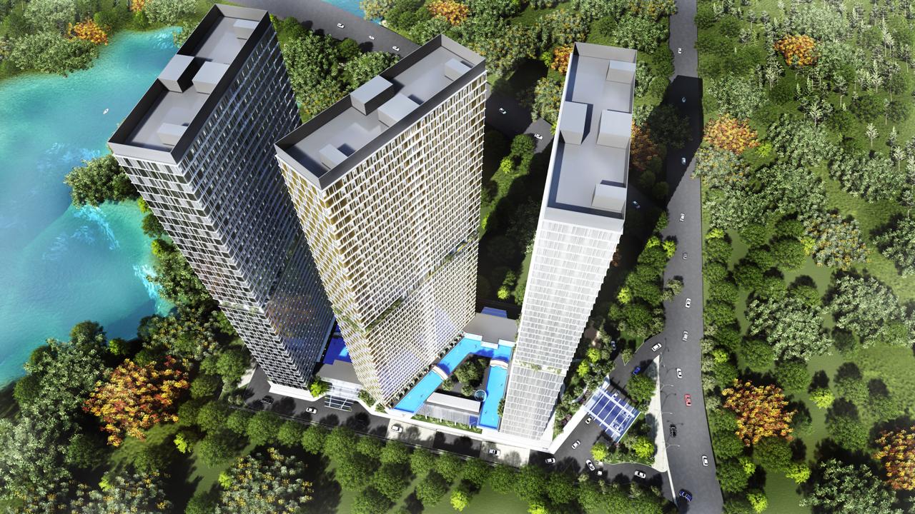 Image result for apartemen baru tangerang pacific gargern