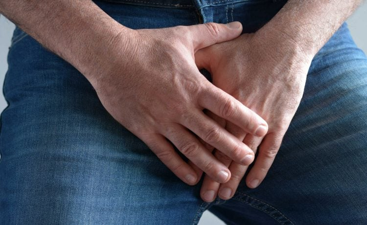 Bila Pria Menjadi Hipersensitif. Tes Untuk Kaum Pria.