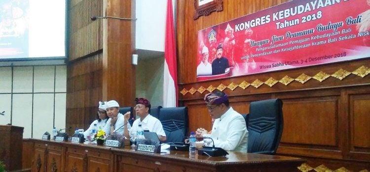 Kongres Kebudayaan Bali III