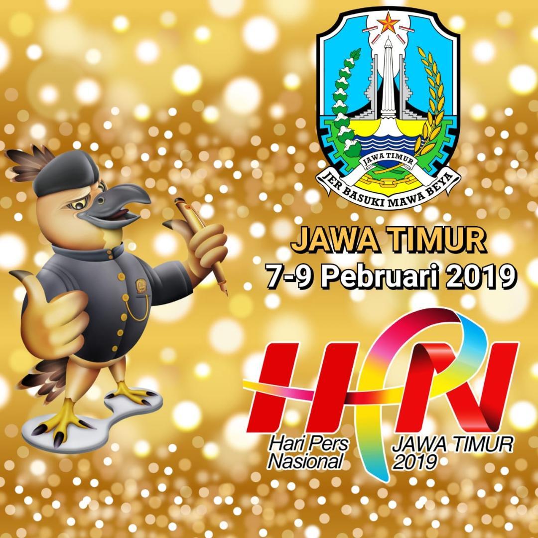 Gelaran Menyambut Hari Pers Nasional (HPN) 2019