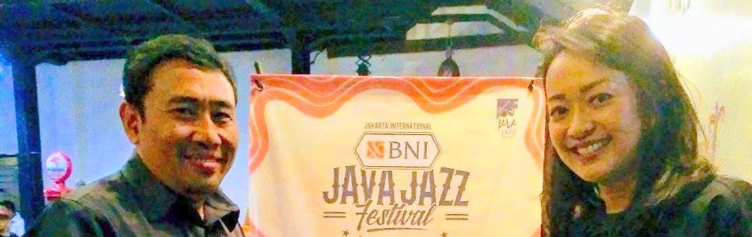 Jumpa Pers BNI Java Jazz Festival 2020