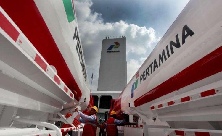 PT Pertamina [Persero) /Foto ; Merketeers.com