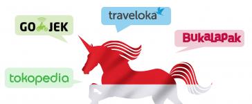 Jokowi & Prabowo Sebabkan Unicorn Dicari di Mbah Google