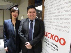 Launching Cuckoo Corporate Fiesta