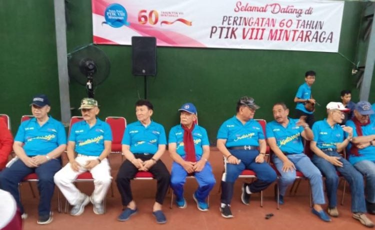 Acara Berkangenan Keluarga Besar PTIK VIII Di Acara Sehat Gembira