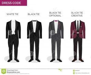 Memahami Dress Code di Kartu Undangan