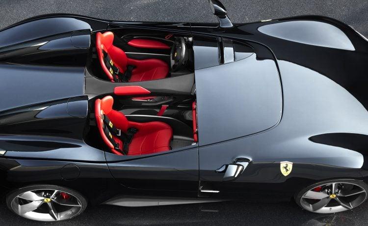 Ferrari Monza SP 2 Rp 14,9 miliar