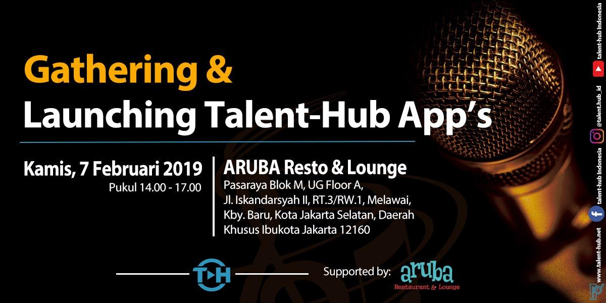 Gathering & Launching Aplikasi Talent-hub
