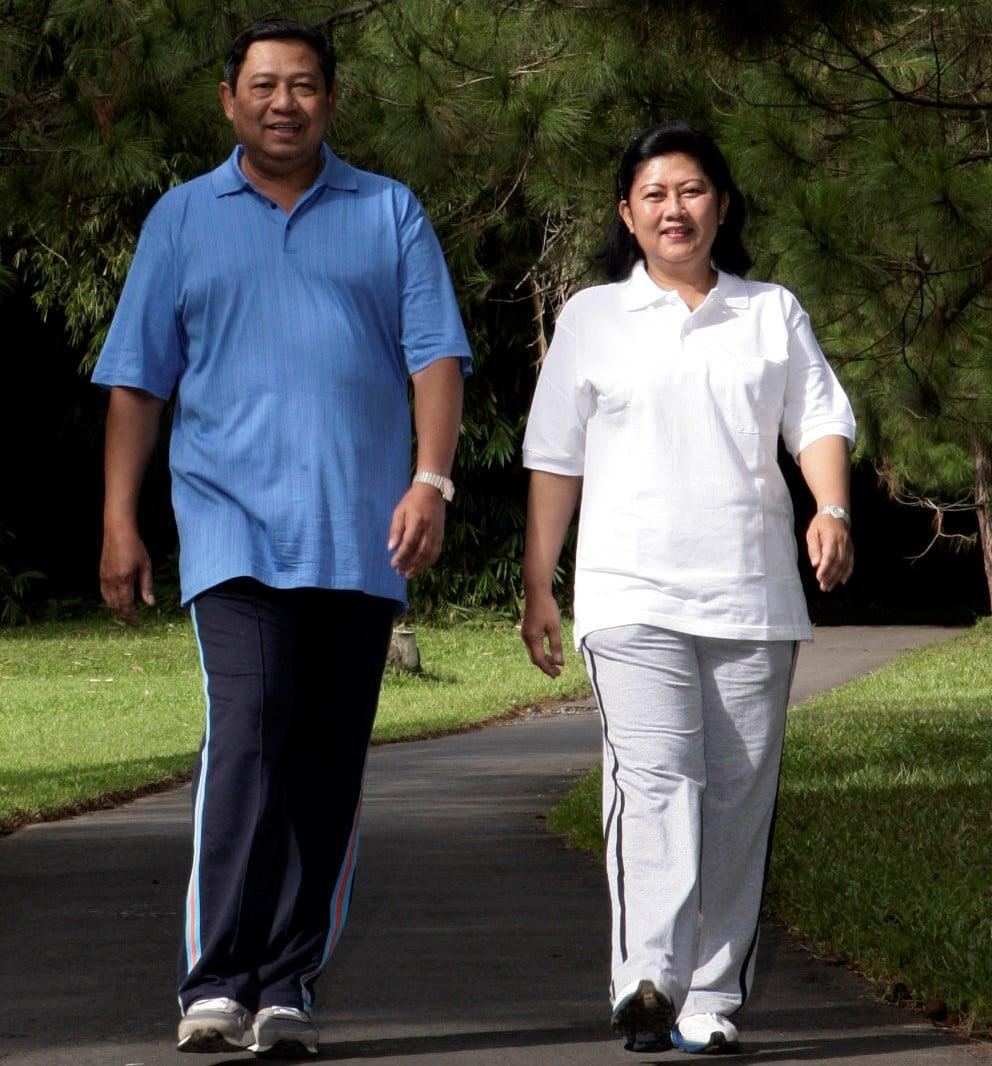 Kesaksian Cinta Kasih SBY Meneduhkan Riak Politik