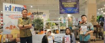 INFORMA Buka Dua Toko Baru Sekaligus Di Bandung