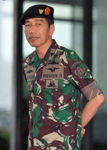 "Jokowi: ""TNI Kita Nomor Lima Kekuatan di Asia."""