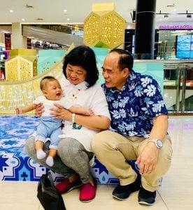 """Mantan KSAL Reuni Bersama """"Anak Kolong"""" Pasukan Elit"""