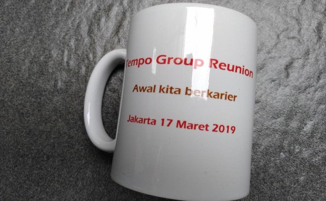 Reuni Gerombolan X-T (eks Tempo), 17 Maret 2019