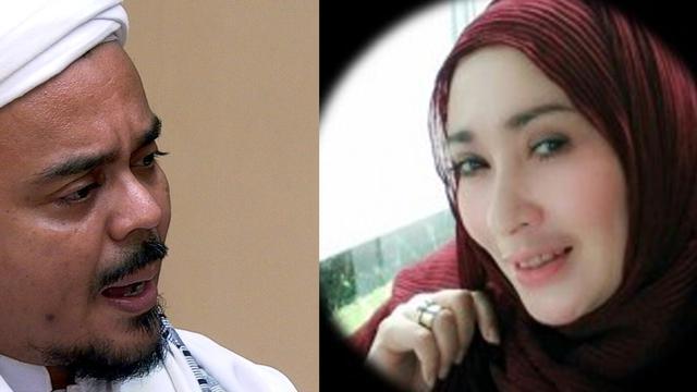 "Firza Husein Angkat Bicara: ""Jangan Dikaitkan-kaitkan ke Habib Rizieq."""