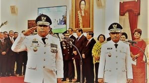 Presiden Jokowi Lantik Gubernur dan Wakil Gubernur Maluku
